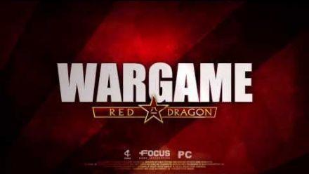 Vid�o : Wargame : Red Dragon - Premier teaser