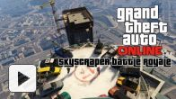 GTA V : Car Skyscraper Battle Royale