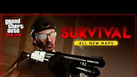 Vid�o : GTA Online : New Survival Maps