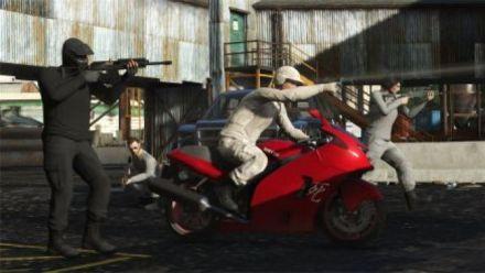 GTA Online : Trailer DLC Motos, Boulots, Bobos
