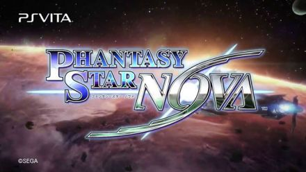 Vid�o : Phantasy Star Nova - Bande Annonce