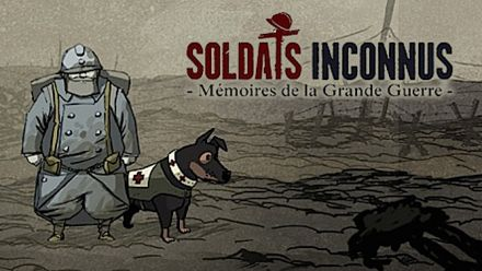 vidéo : Découvrez Soldats Inconnus avec Julien Chièze en LIVE