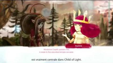 Vid�o : Child of Light - Making Of 3