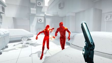Superhot - trailer VR