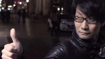 Kojima s'infiltre chez Micromania Paris
