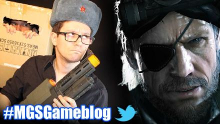 REPLAY : Metal Gear Solid 5 Ground Zeroes avec Mimic
