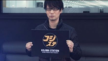 Metal Gear Solid V : Kojima Station