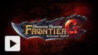 Vid�o : TGS : Monster Hunter Frontier G annoncé sur PS Vita, la vidéo
