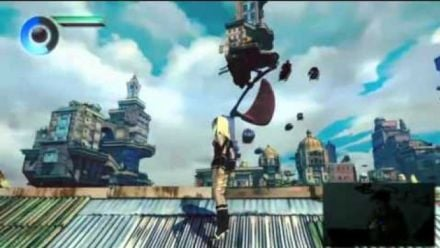 Gravity Rush 2 - Extrait de gameplay