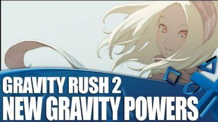 Gravity Rush 2 - Présentation de 10 minutes