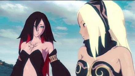 Gravity Rush 2 - Gameplay démo