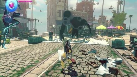 Gravity Rush 2 s'offre un trailer dantesque