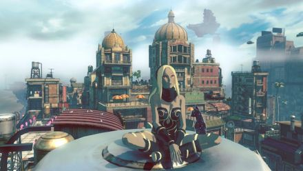Gravity Rush ׃ The Animation - Overture se tease en vidéo