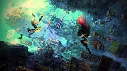 Gravity Rush 2 : Accolades Trailer PS4