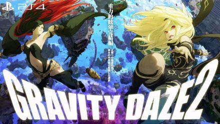 Gravity Rush 2 - Tokyo Game Show 2015