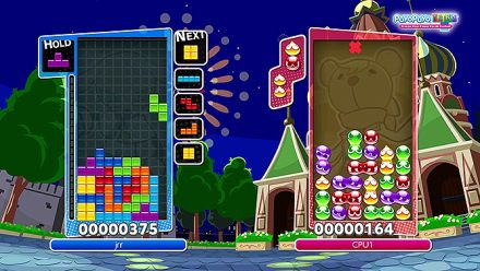 Vid�o : Puyo Puto Tetris : Mode Defis Trailer Nintendo Switch