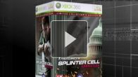 Splinter Cell Conviction Collector Européen
