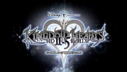Vidéo : Kingdom Hearts 2.5 HD ReMIX : Happy Holidays OST