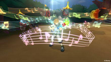 Vid�o : Kingdom Hearts - Personnages Disney mémorables et caméos de Final Fantasy