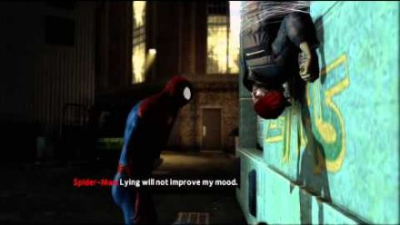 Vid�o : The Amazing Spider-Man 2 - 15 premières minutes