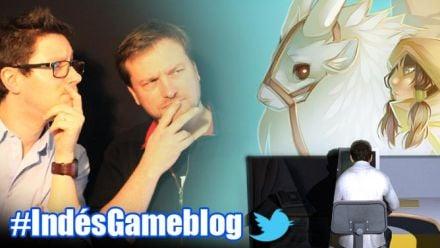 LIVE REPLAY : Stanley Parable, Starbound et Samurai Gunn avec Fumble !