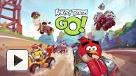 Vidéo : Angry Birds Go ! - Annonce