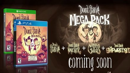 Vid�o : Don't Starve Mega Pack : trailer d'annonce