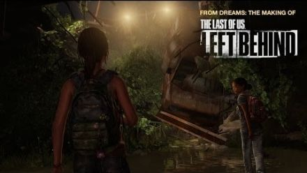 Vid�o : The Last of Us  Left Behind : Making of