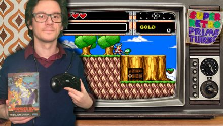 Vidéo : REPLAY. Super Retro Prime Turbo : Wonder Boy in Monster World avec Plume !