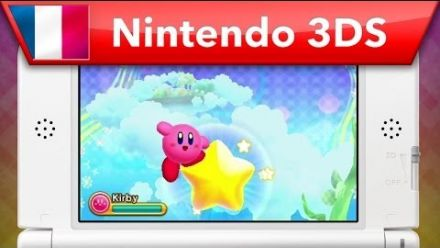 Vid�o : Kirby Triple Deluxe : bande-annonce FR