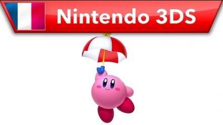 Vid�o : Kirby Triple Deluxe : une vidéo française appétissante