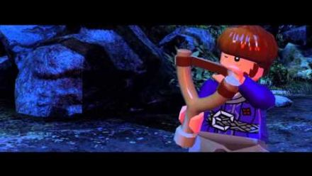 "Vidéo : LEGO Le Hobbit - Trailer ""Buddy Up"" FR"