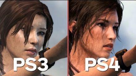 IGN - Tomb Raider : Definitive Edition - Comparatif PS3 / PS4