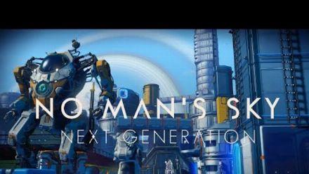 Vid�o : No Man's Sky Next Generation Trailer