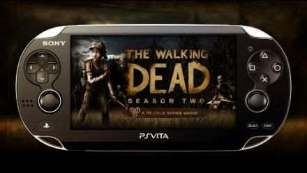 The Walking Dead Saison 2 sur PS Vita
