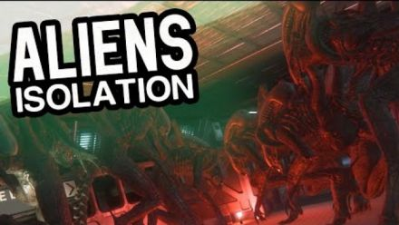 Vid�o : Alien Isolation : trailer Mod Aliens Isolation (vidéo de Matt Filer)
