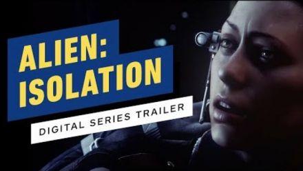 Vidéo : Alien Isolation : Digital Series trailer (IGN)