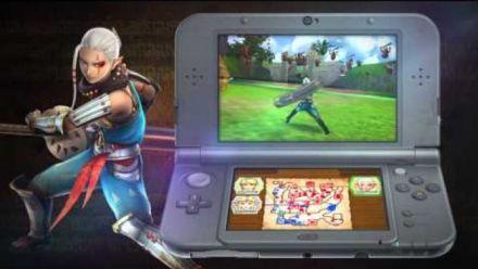 Hyrule Warriors 3DS : la vidéo !