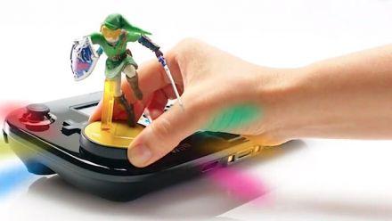 Hyrule Warriors et Amiibo : voici l'effet de la figurine de Link