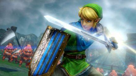 Hyrule Warriors - Link se déchaîne