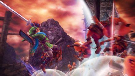 Hyrule Warriors : vidéo de gameplay (Midona)