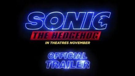 Sonic The Hedgehog (2019) - Trailer officiel