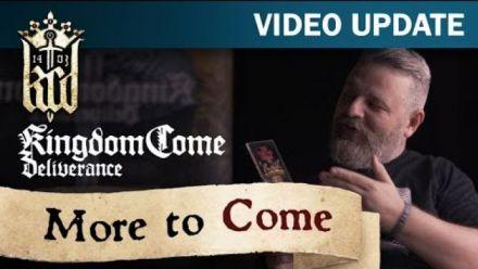 Vidéo : Kingdom Come Deliverance parle avenir en vidéo