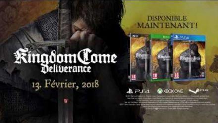 Vid�o : Kingdom Come Deliverance - Trailer de lancement