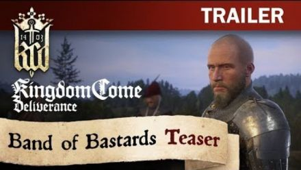 Vidéo : Kingdom Come: Deliverance - Band of Bastards Teaser