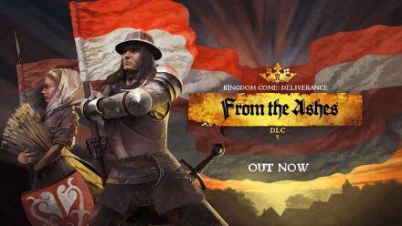 Vidéo : From The Ashes, le premier DLC de Kingdom Come s'illustre en vidéo