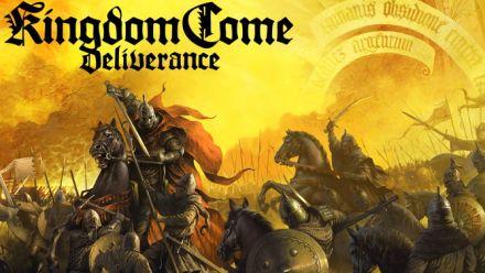 Vid�o : Julo et Plume se lancent dans Kingdom Come Deliverance sur PS4 Pro (Replay)