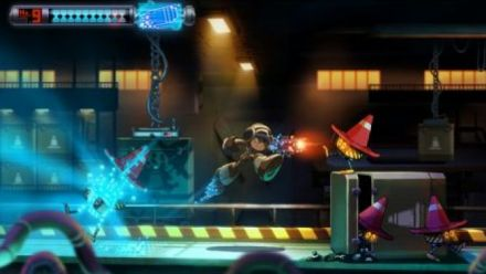 Mighty No. 9 - Demo Gameplay