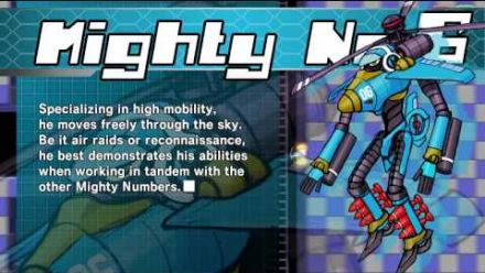 Mighty No.9 Alpha