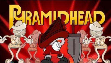 Vid�o : Pyramidhead : Cuphead meets Silent Hill